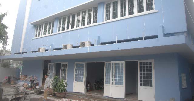 Trung tâm TDTT Quận Bình Thạnh