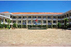 Trường THPT Trần Văn Giàu