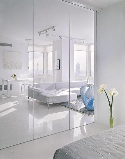 Thiết kế nội thất căn hộ hiện đại, đơn giản