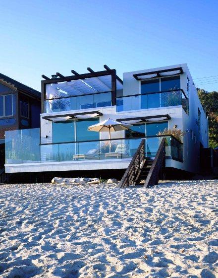 Mẫu nhà đẹp tại thành phố Malibu