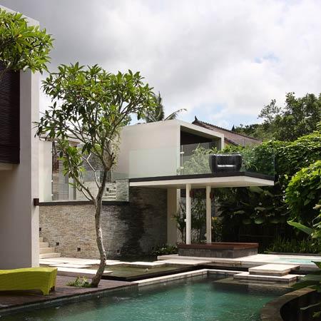 Ngôi nhà nghỉ mát của Kiến trúc sư Adbay ở Bali, Indonesia